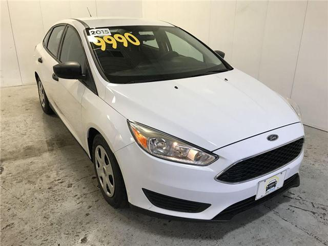 2015 Ford Focus S (Stk: 352399) in Milton - Image 1 of 27