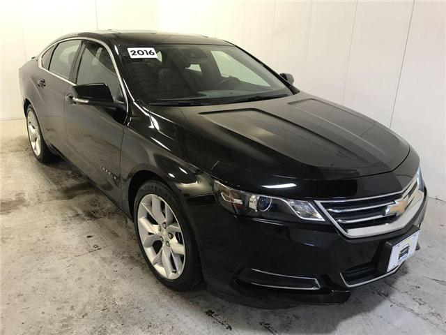 2016 Chevrolet Impala 2LT (Stk: 120621) in Milton - Image 1 of 1