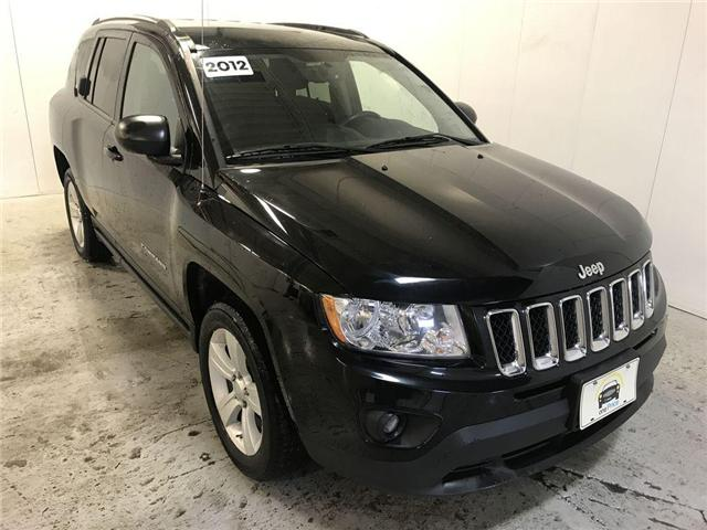 2012 Jeep Compass Sport/North (Stk: 618589) in Milton - Image 1 of 24