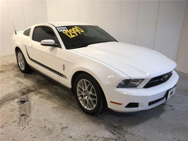 2012 Ford Mustang  (Stk: 215436) in Milton - Image 1 of 1