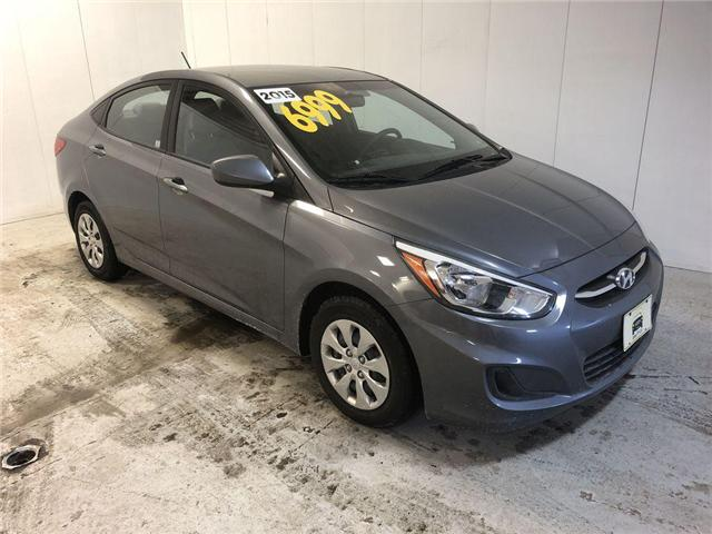 2015 Hyundai Accent  (Stk: 892560) in Milton - Image 1 of 1