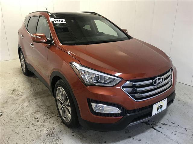 2016 Hyundai Santa Fe Sport  (Stk: 327431) in Milton - Image 1 of 30