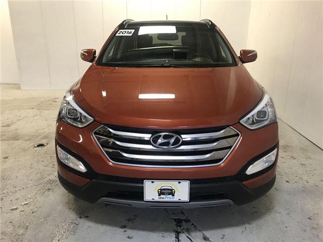 2016 Hyundai Santa Fe Sport  (Stk: 327431) in Milton - Image 6 of 30