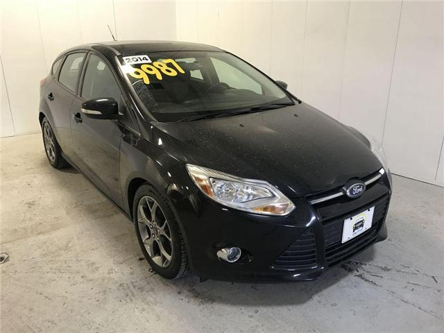 2014 Ford Focus SE (Stk: 444480) in Milton - Image 1 of 1