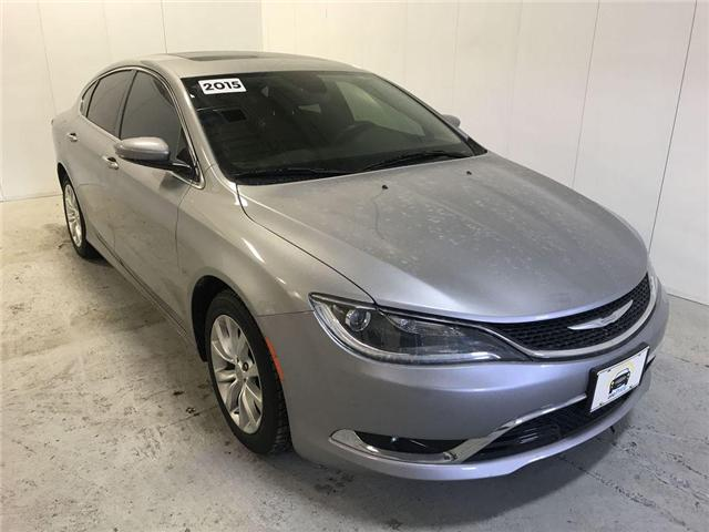 2015 Chrysler 200 C (Stk: 678789) in Milton - Image 1 of 30