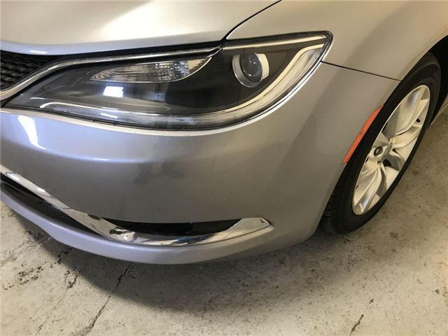 2015 Chrysler 200 C (Stk: 678789) in Milton - Image 5 of 30