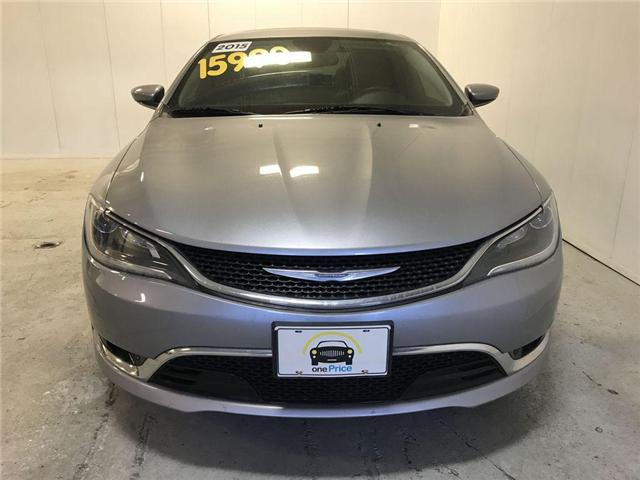2015 Chrysler 200 C (Stk: 678789) in Milton - Image 6 of 30