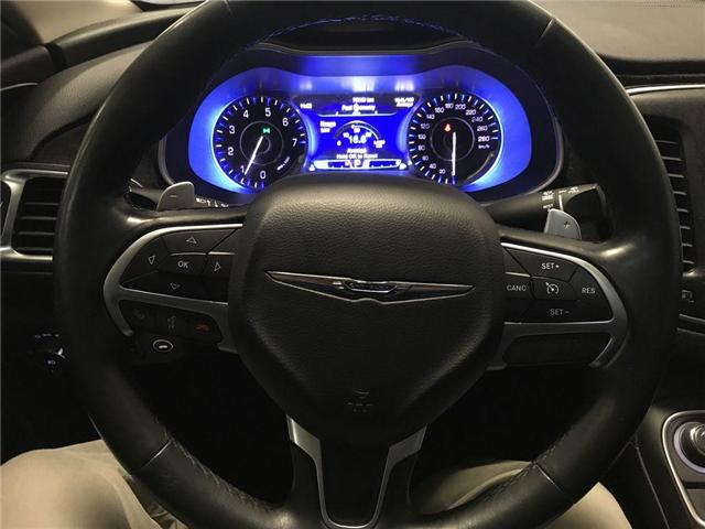 2015 Chrysler 200 C (Stk: 678789) in Milton - Image 21 of 30