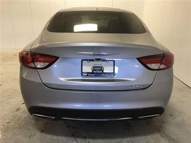 2015 Chrysler 200 C (Stk: 678789) in Milton - Image 29 of 30