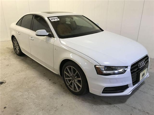 2015 Audi A4 2.0T Progressiv plus (Stk: 014491) in Milton - Image 1 of 30
