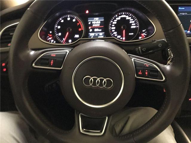 2015 Audi A4 2.0T Progressiv plus (Stk: 014491) in Milton - Image 20 of 30