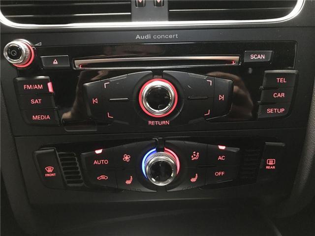 2014 Audi A4 2.0 Komfort (Stk: 036012) in Milton - Image 21 of 29