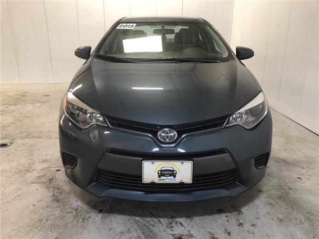 2015 Toyota Corolla LE (Stk: 446657) in Milton - Image 6 of 25