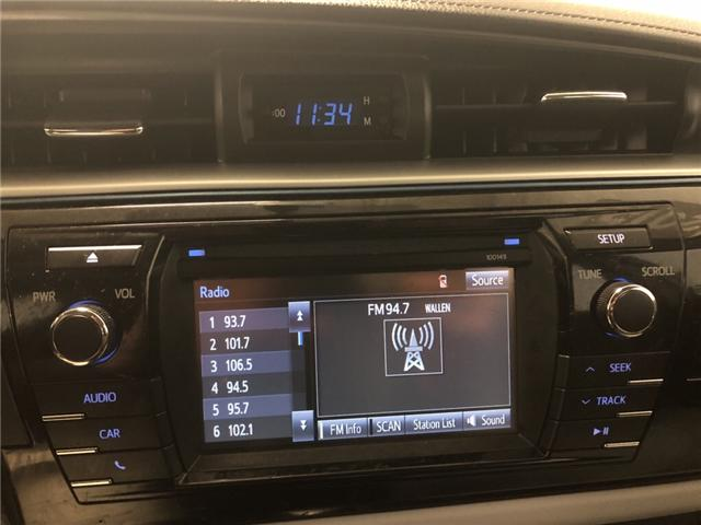 2015 Toyota Corolla LE (Stk: 446657) in Milton - Image 18 of 25