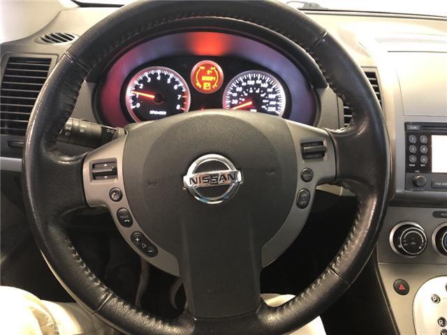 2012 Nissan Sentra 2.0 SR (Stk: 765129) in Milton - Image 17 of 27