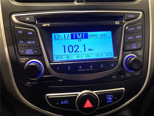 2013 Hyundai Accent L (Stk: 118643) in Milton - Image 19 of 26