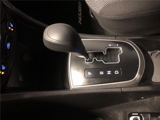 2013 Hyundai Accent L (Stk: 118643) in Milton - Image 21 of 26