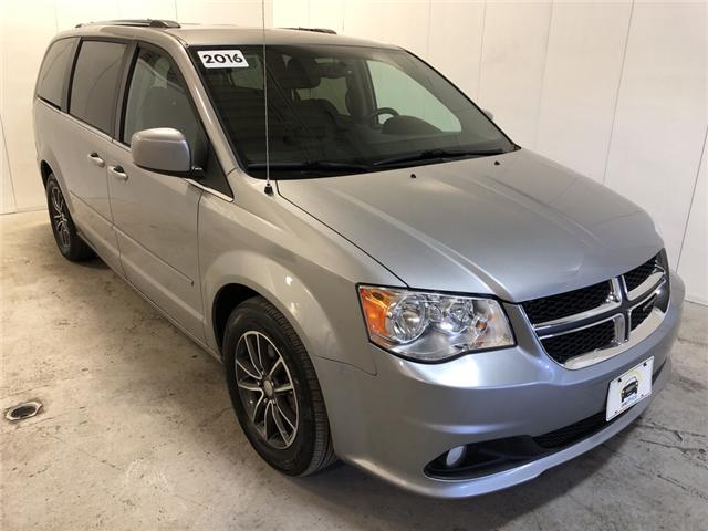 2016 Dodge Grand Caravan SE/SXT (Stk: 110239) in Milton - Image 1 of 30