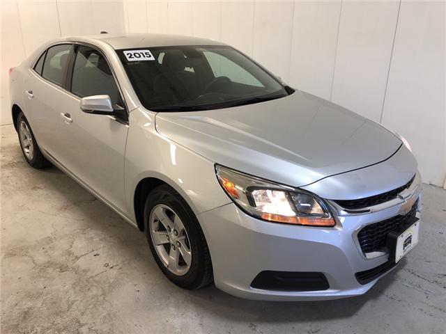 2015 Chevrolet Malibu LS (Stk: 116317) in Milton - Image 1 of 28