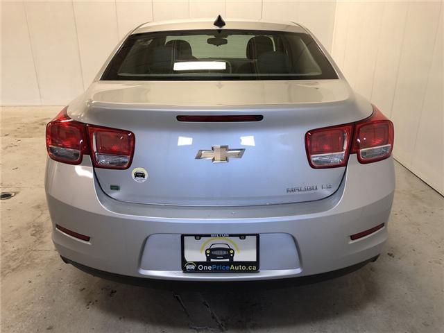 2015 Chevrolet Malibu LS (Stk: 116317) in Milton - Image 26 of 28