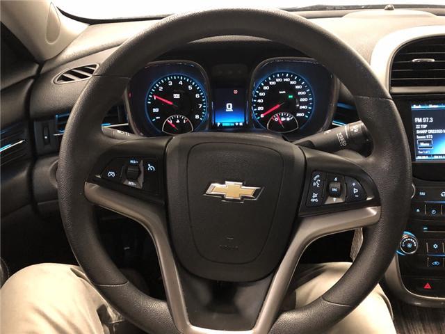2014 Chevrolet Malibu 1LT (Stk: 260352) in Milton - Image 21 of 30