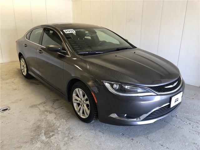 2015 Chrysler 200 Limited (Stk: 696919) in Milton - Image 1 of 26