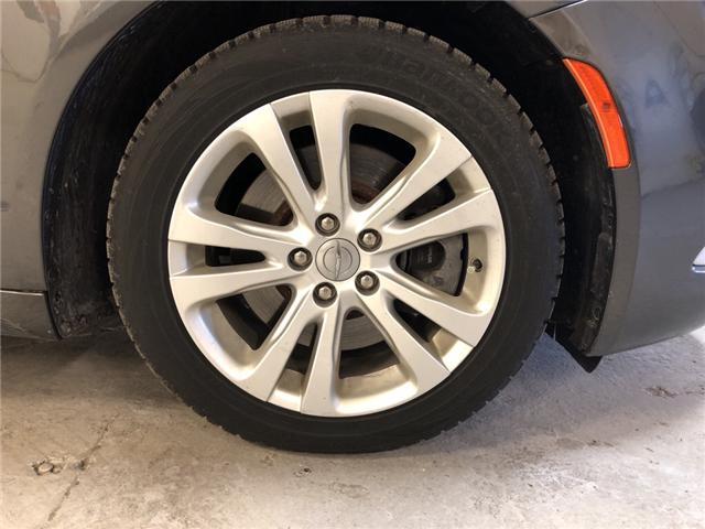 2015 Chrysler 200 Limited (Stk: 696919) in Milton - Image 3 of 26