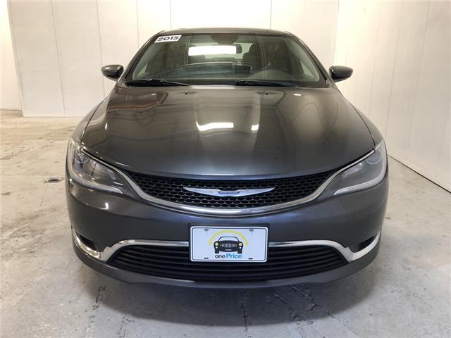 2015 Chrysler 200 Limited (Stk: 696919) in Milton - Image 6 of 26