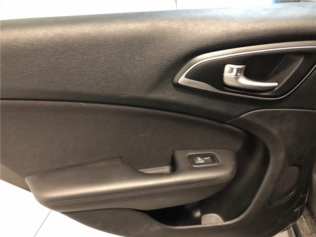 2015 Chrysler 200 Limited (Stk: 696919) in Milton - Image 11 of 26