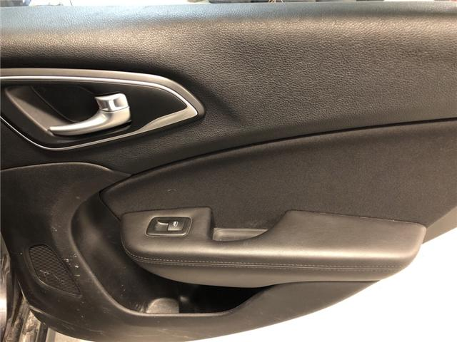2015 Chrysler 200 Limited (Stk: 696919) in Milton - Image 13 of 26