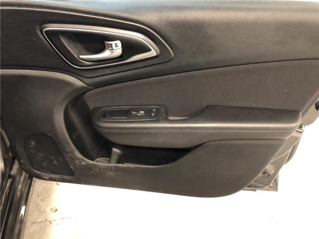 2015 Chrysler 200 Limited (Stk: 696919) in Milton - Image 15 of 26