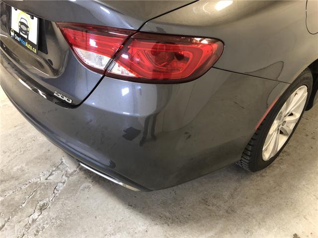 2015 Chrysler 200 Limited (Stk: 696919) in Milton - Image 25 of 26
