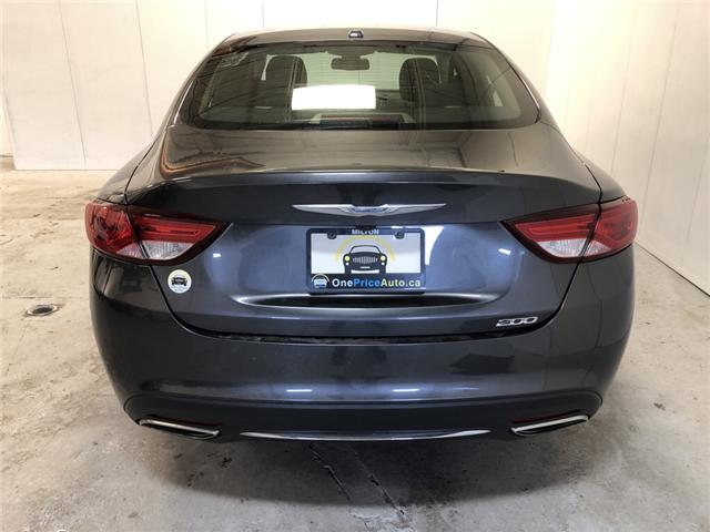 2015 Chrysler 200 Limited (Stk: 696919) in Milton - Image 26 of 26