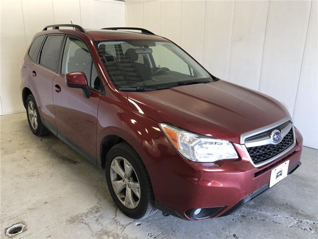 2015 Subaru Forester 2.5i Touring Package (Stk: 530117) in Milton - Image 1 of 1
