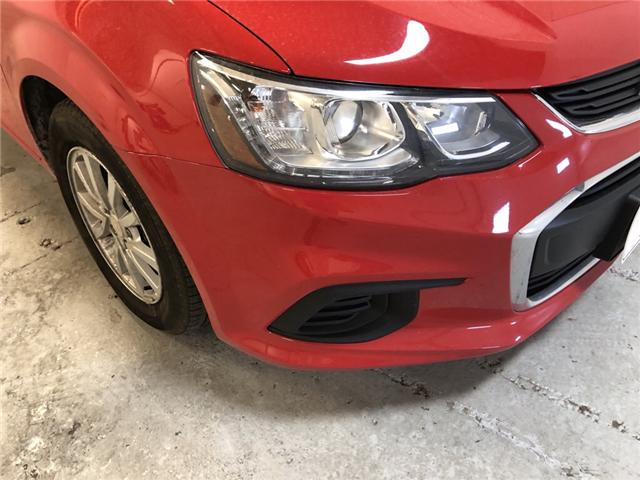 2017 Chevrolet Sonic LT Auto (Stk: 170165) in Milton - Image 4 of 26