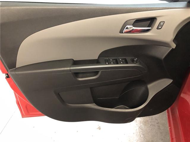 2017 Chevrolet Sonic LT Auto (Stk: 170165) in Milton - Image 7 of 26