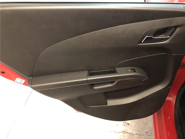 2017 Chevrolet Sonic LT Auto (Stk: 170165) in Milton - Image 9 of 26