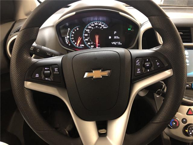 2017 Chevrolet Sonic LT Auto (Stk: 170165) in Milton - Image 15 of 26