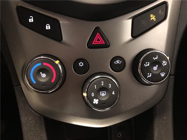 2017 Chevrolet Sonic LT Auto (Stk: 170165) in Milton - Image 20 of 26
