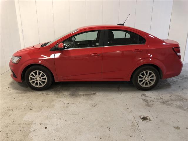 2017 Chevrolet Sonic LT Auto (Stk: 170165) in Milton - Image 22 of 26