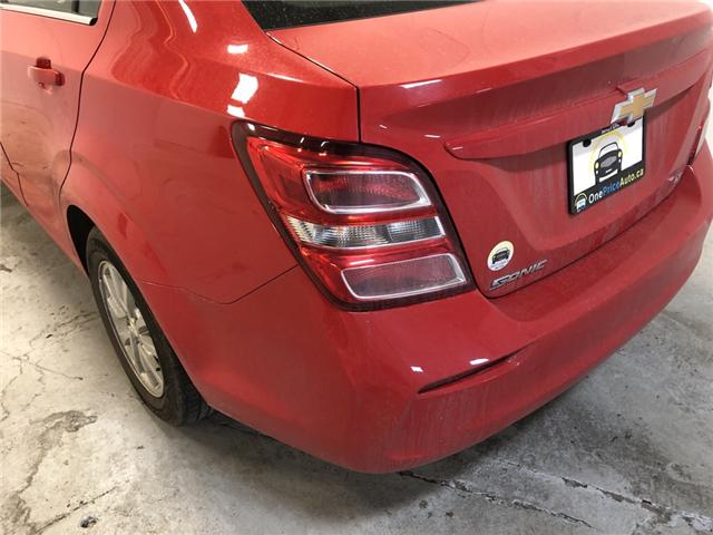 2017 Chevrolet Sonic LT Auto (Stk: 170165) in Milton - Image 23 of 26
