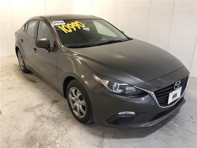 2014 Mazda Mazda3 GX-SKY (Stk: 178723) in Milton - Image 1 of 27