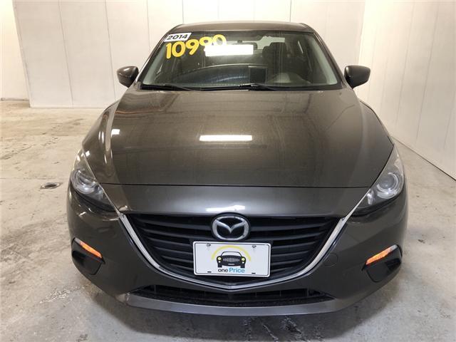 2014 Mazda Mazda3 GX-SKY (Stk: 178723) in Milton - Image 6 of 27