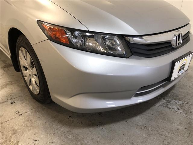 2012 Honda Civic LX (Stk: 058690) in Milton - Image 4 of 26