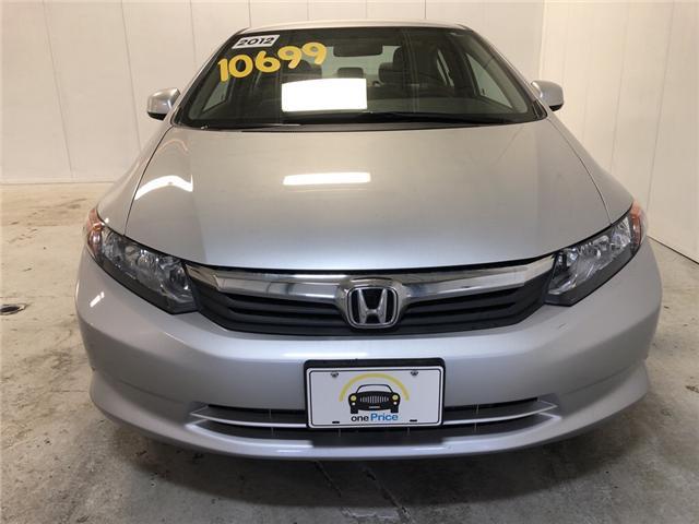 2012 Honda Civic LX (Stk: 058690) in Milton - Image 6 of 26