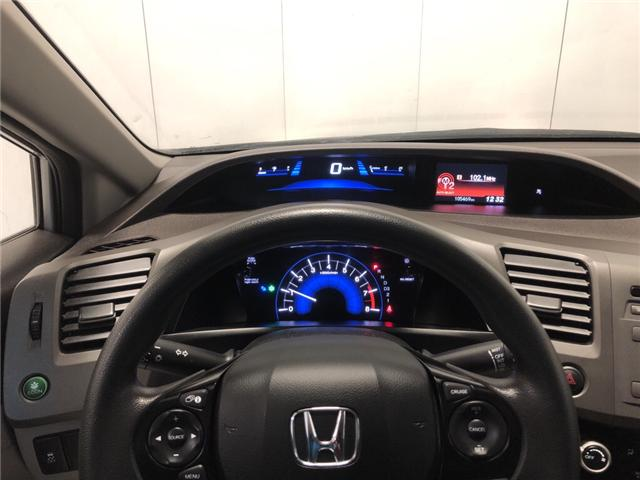 2012 Honda Civic LX (Stk: 058690) in Milton - Image 17 of 26