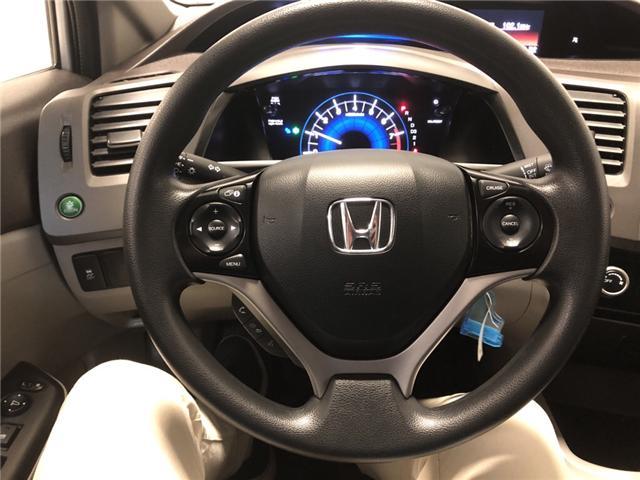 2012 Honda Civic LX (Stk: 058690) in Milton - Image 18 of 26