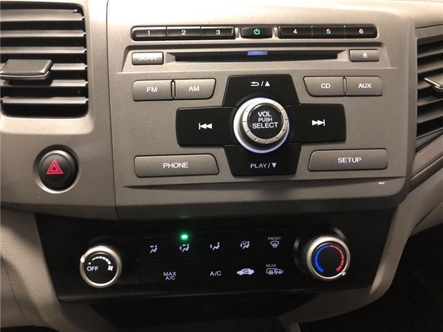 2012 Honda Civic LX (Stk: 058690) in Milton - Image 19 of 26