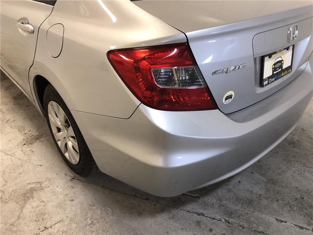 2012 Honda Civic LX (Stk: 058690) in Milton - Image 23 of 26