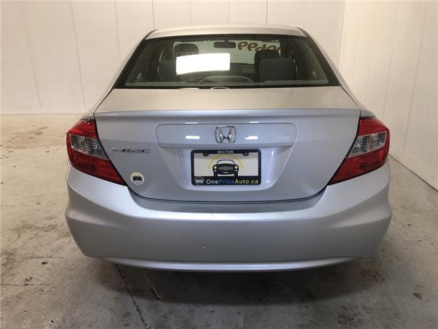 2012 Honda Civic LX (Stk: 058690) in Milton - Image 25 of 26